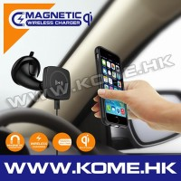 Magnetic QI Wireless Charger for Car