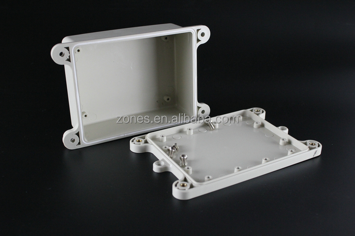 ip65 wall mount abs plastic enclosure waterproof box hard case china