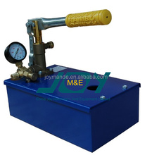 Pressure test machine/hydro test machine/hydraulic test pump