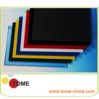 4x8 pvc plastic sheets black