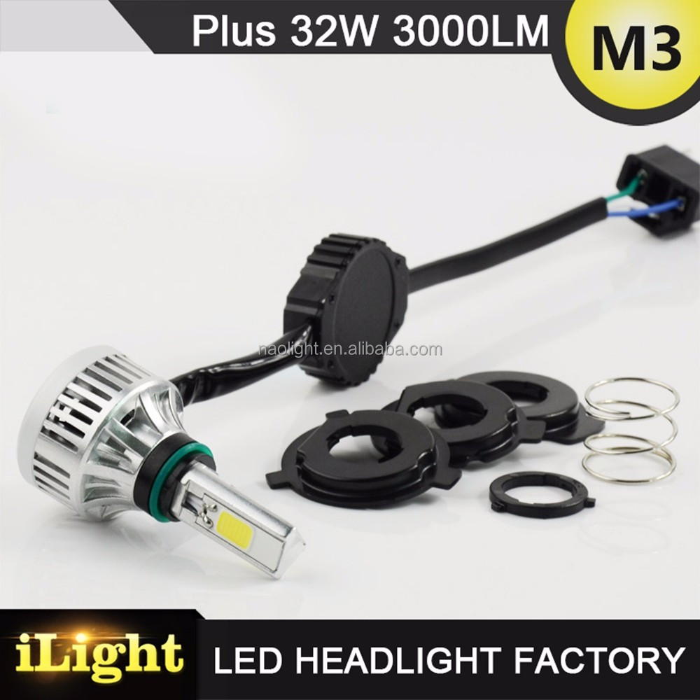 Top Class Wholesale Ce Rohs Certified Motorcycle Led Headlight M3