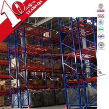 6m High 5 Layer Heavy Duty Metal Shelves / Pallet <strong>rack</strong> / Storage <strong>rack</strong>