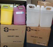 Original Crystal jet sk4 solvent inkjet printing ink for crystaljet 6000 large format printer