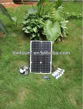 70Watt All-in-one Solar Panel for Restaurant Memu