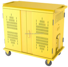manufacturer slates charging cart/movable charging trolley for slates
