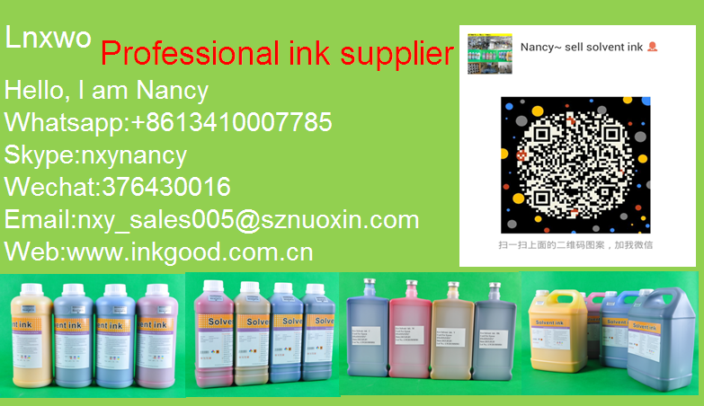 Hot sale Galaxy eoc solvent Ink for printer UD-161LC/1612LC/UD-181LC etc