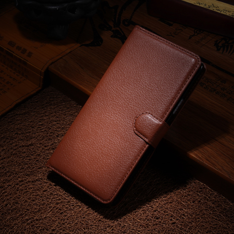 New style Cheapest leather cover book for samsung note 4