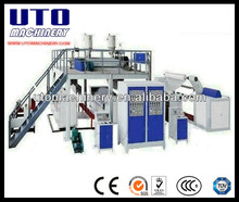 2 Layers Air Bubble Film Machine/Double Screw Extruder