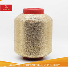 MX-TYPE METALLIC YARN FOR WEAVING SWEATER