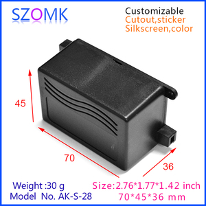 Newest plastic electronic case for electronic device