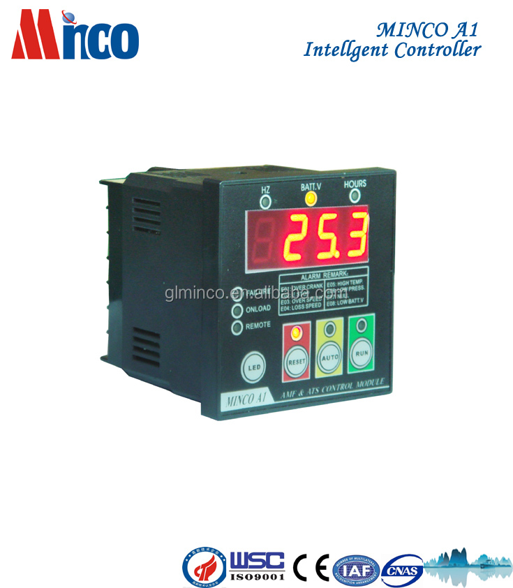 Auto start & Auto protection Generator Controller Minco <strong>A1</strong>