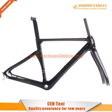 Aero bike road bicycle DI2 BB30 carbon frame custom make paint high quality carbon frame