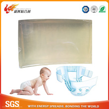 Energy Spread Sanitary Napkin Garment Low-cost High Quality Hot Melt Adhesive Glue