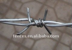 Barbed wire/Boundary security