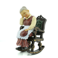 European style creative resin crafts of nativity ornament craft ornaments wholesale