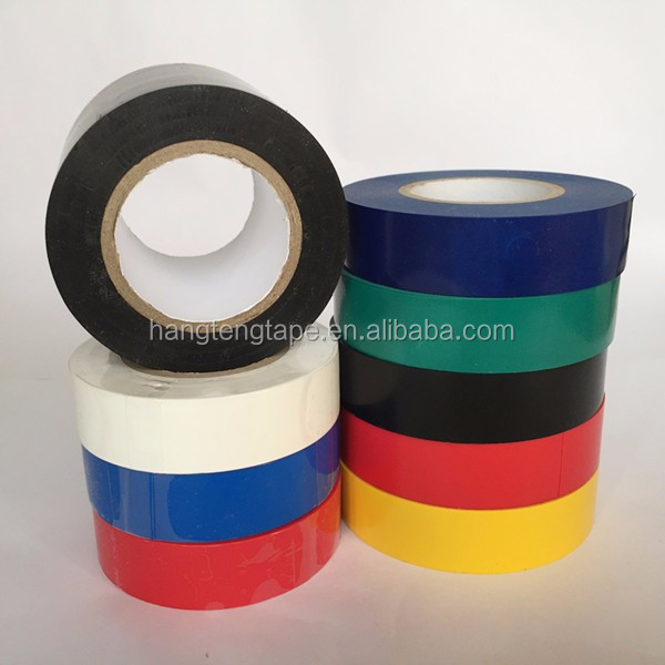 China manufacturer professional pvc electrical tape for insulation