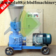 Best price bamboo ring die pellet mill /small capacity burning stove pellet making machine