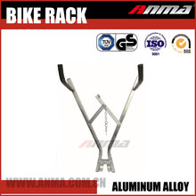 Universal Aluminum hanging industrial portable hitch Car bike rack AM097-10