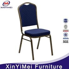 high quality light weight sale used steel meeting chair
