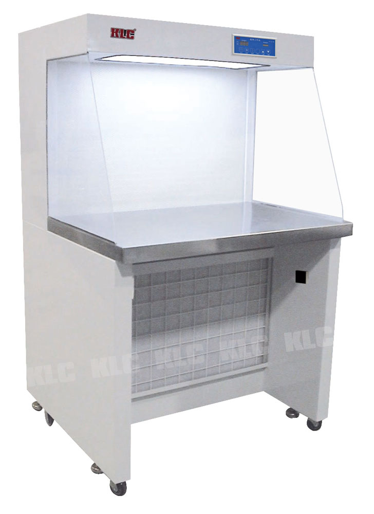 ISO 5 dust free clean room laminar flow air flow bench