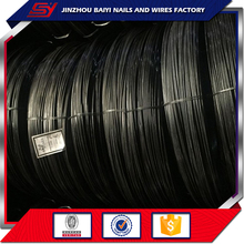 China Supplier Galvanized Black Binding Annealed Iron Wire