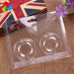 Hot Sale Clear Blister Plastic Golf Balls Clamshell Packaging