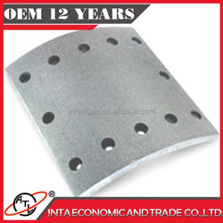 High quality hot-sale auto Brake lining foton truck/OEM brake lining