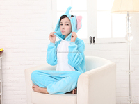 Dumbo Pajamas Adult Onesie Elephant Costume Adult Onesie Pajamas Sleep Wear