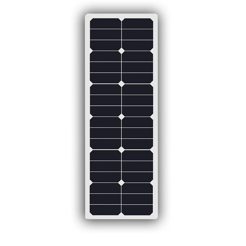 2017 Hot selling new project 40W flexible sunpower a pv roof solar panel