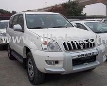 TOYOTA PRADO - USED VEHICLES