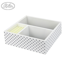 Decoration countertop MDF Jewelry Organizer Tray