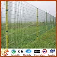 2015 hot sale plastic coated pet fence outdoor retractable fence with CE