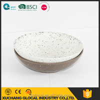 wholesale china stoneware dinner set japanese bowl microwave soup bowl with lid