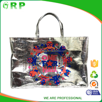 Recyclable bags hot selling personalized tote bags