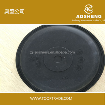 Aosheng heavy truck parts T30 chassis parts brake system after cup brake cup Air brake diaphragm