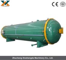 hot air autoclave for architechure laminated glass