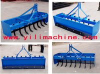 tractor land leveling machine box scrapers for sale