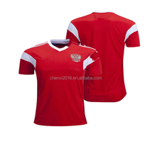 cheap wholesale top thai quality 2018 Russia soccer jersey