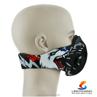 Outdoor cycling masks PM2.5 Anti Dust Mask motorcycle half face mask