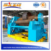 W12NC-25x4000 4 Rollers hydraulic Rolling Machine and plate cnc Rolling Machine