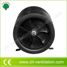 2014 Customized good quality 6 inch circular inline duct fan