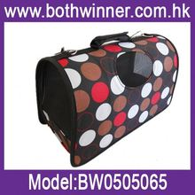 Dog rolling carrier ,h0tpf mini pet carrier , dog travel food bag