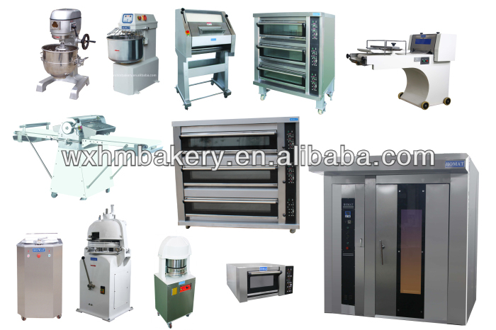 used bakery equipment for pita bread