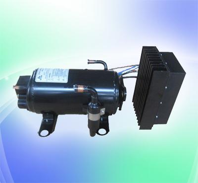 Auto kompressor ac elektrische f r 24 v lkw elektrische for Klimaanlage dachmontage