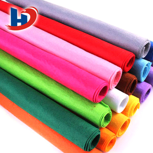 Manufacturer 100% Polyester /Needle Punched Non-woven/ Fabric/Cloth/Felt