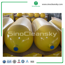 Popular CNG steel cylinder filling Natural Gas for Vehicle