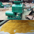 Corn peeling and grinding machine/industrial maize meal grinding machine/commercial small maize peeler and grinder machine