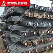 SAE5160 Hot Rolled Leaf Spring Raw Material for Truck