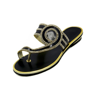 2016 summer rubber ladies fashion flat high heel sandal