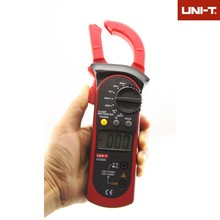 Manual Range 2000 Count Resistance Digital AC pocket digital clamp meter UT200A